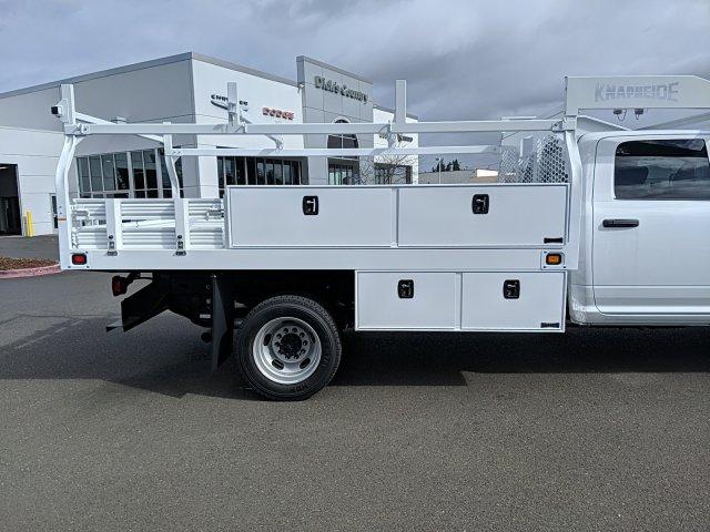2019 Ram 5500 Crew Cab DRW 4x4, Knapheide Contractor Body #097485 - photo 1