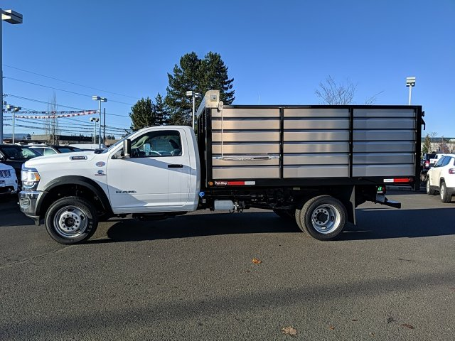 2019 Ram 4500 Regular Cab DRW 4x2, Harbor Master Landscape Dump #097493 - photo 6