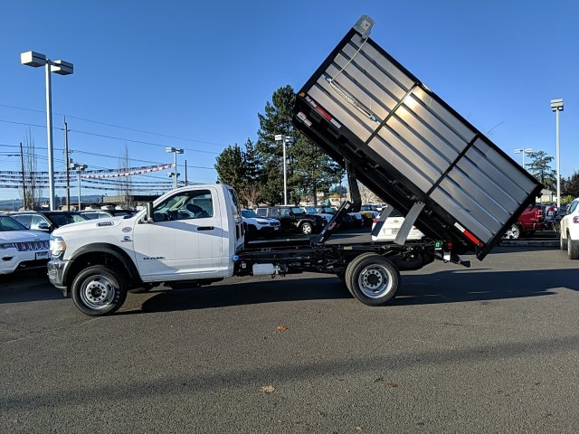 2019 Ram 4500 Regular Cab DRW 4x2, Harbor Master Landscape Dump #097493 - photo 9