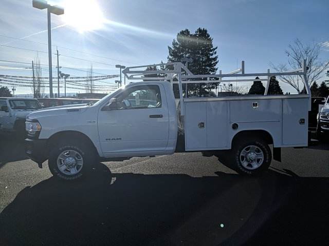 2019 Ram 2500 Regular Cab 4x4, Harbor TradeMaster Service Body #097495 - photo 5