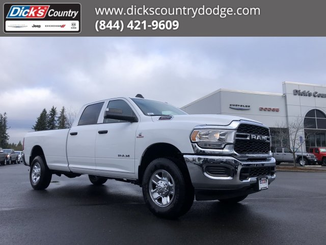 2019 Ram 3500 Crew Cab 4x4, Pickup #097503T - photo 1