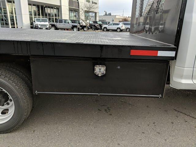 2019 Ram 4500 Regular Cab DRW 4x4, Harbor Platform Body #097520 - photo 1