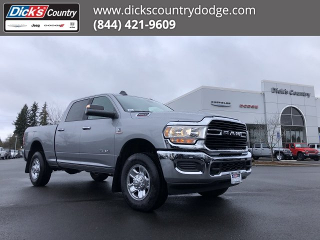 2019 Ram 2500 Crew Cab 4x4, Pickup #097526T - photo 1