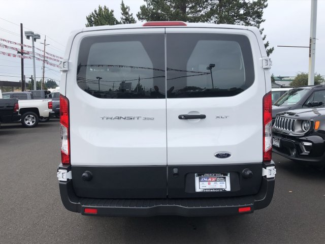 2018 Transit 350 Low Roof 4x2, Passenger Wagon #D6798 - photo 1