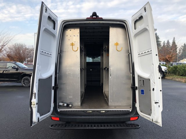 2015 Freightliner Sprinter 2500 RWD, Upfitted Cargo Van #Y3169 - photo 1