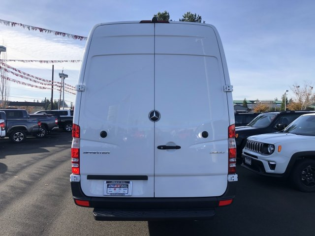 2017 Sprinter 3500 4x2, Empty Cargo Van #D6812 - photo 7