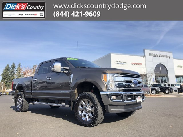2017 F-250 Crew Cab 4x4, Pickup #D6818 - photo 1