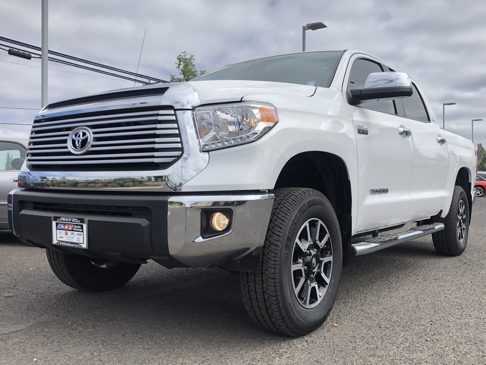 2014 Tundra Crew Cab 4x2, Pickup #H1945 - photo 5