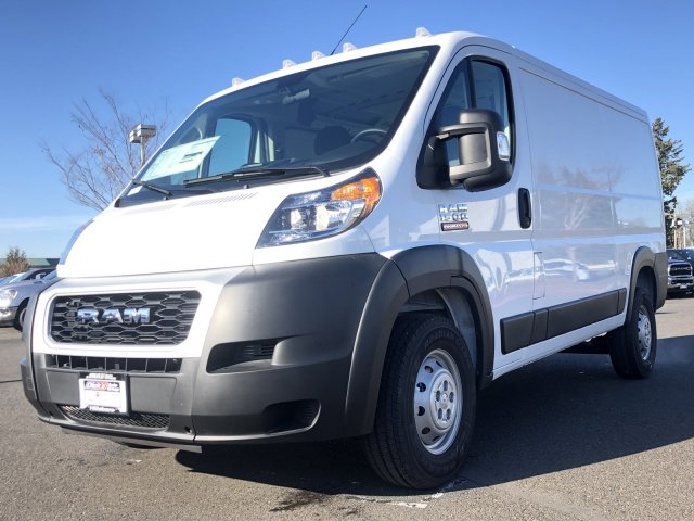 2020 ProMaster 1500 Standard Roof FWD, Empty Cargo Van #T0R010 - photo 5