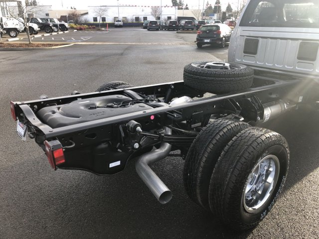 2020 Ram 3500 Regular Cab DRW 4x4, Cab Chassis #T0R046 - photo 1