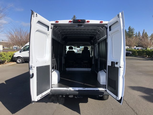 2020 ProMaster 2500 High Roof FWD, Empty Cargo Van #T0R069 - photo 1