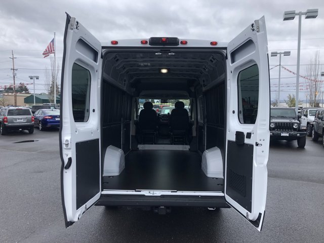 2020 ProMaster 3500 High Roof FWD, Empty Cargo Van #T0R086 - photo 2