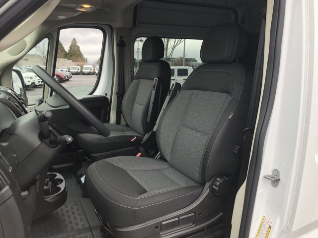 2020 ProMaster 3500 High Roof FWD, Empty Cargo Van #T0R086 - photo 11