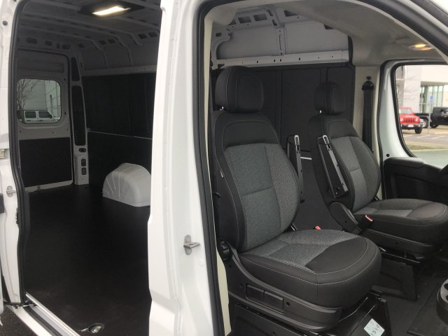 2020 ProMaster 3500 High Roof FWD, Empty Cargo Van #T0R086 - photo 12