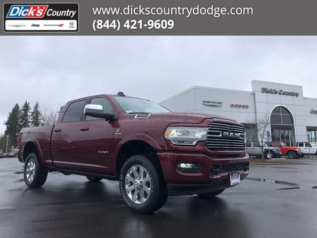 2020 Ram 2500 Crew Cab 4x4, Pickup #T0R100 - photo 1