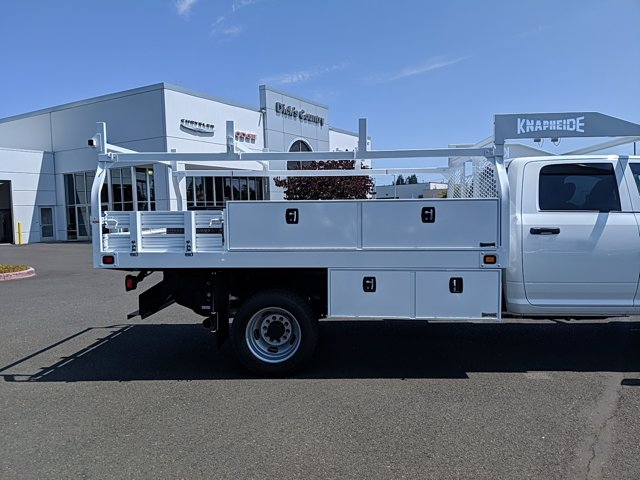 2020 Ram 5500 Crew Cab DRW 4x4, Knapheide Contractor Body #T0R101 - photo 1