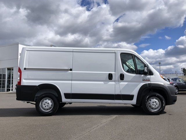 2020 ProMaster 1500 Standard Roof FWD, Empty Cargo Van #T0R109 - photo 2