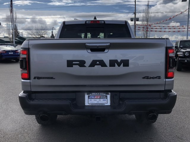 2020 Ram 1500 Crew Cab 4x4, Pickup #T0R153 - photo 1