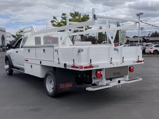 2021 Ram 5500 Crew Cab DRW 4x4, Harbor Contractor Body #T1R491 - photo 1