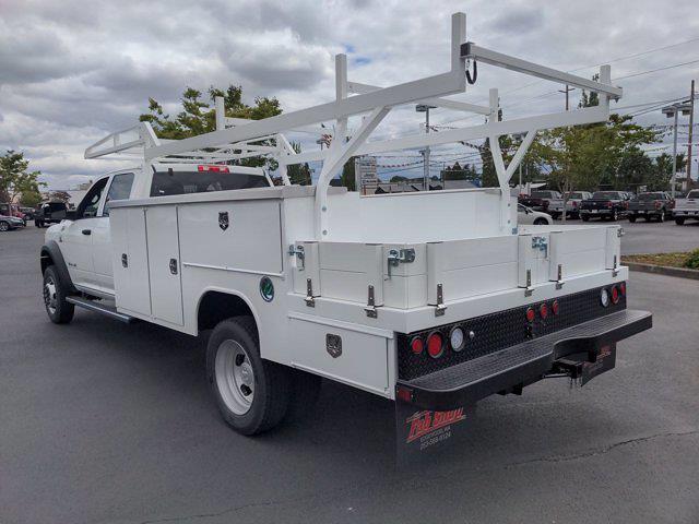 2021 Ram 4500 Crew Cab DRW 4x4, Combo Body #T1R528 - photo 1