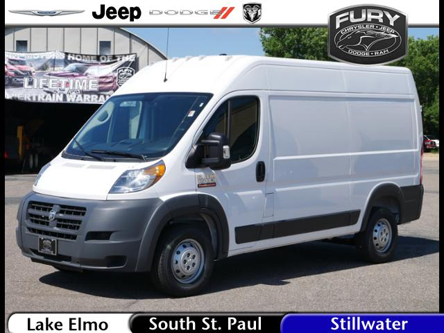 2018 ProMaster 1500 High Roof FWD,  Adrian Steel Upfitted Cargo Van #218011 - photo 1