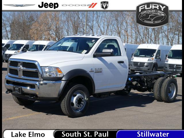 2018 Ram 4500 Regular Cab DRW 4x4,  Cab Chassis #218152 - photo 1