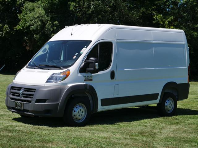 2018 ProMaster 2500 High Roof FWD,  Empty Cargo Van #218240 - photo 1