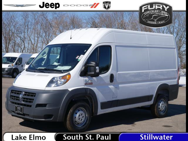 2018 ProMaster 2500 High Roof FWD, Empty Cargo Van #218318 - photo 1