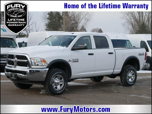 2018 Ram 2500 Crew Cab 4x4,  Pickup #218347 - photo 1