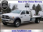 2018 Ram 5500 Crew Cab DRW 4x4,  Knapheide Platform Body #218353 - photo 1