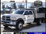 2018 Ram 5500 Crew Cab DRW 4x4,  Rugby Dump Body #218371 - photo 1