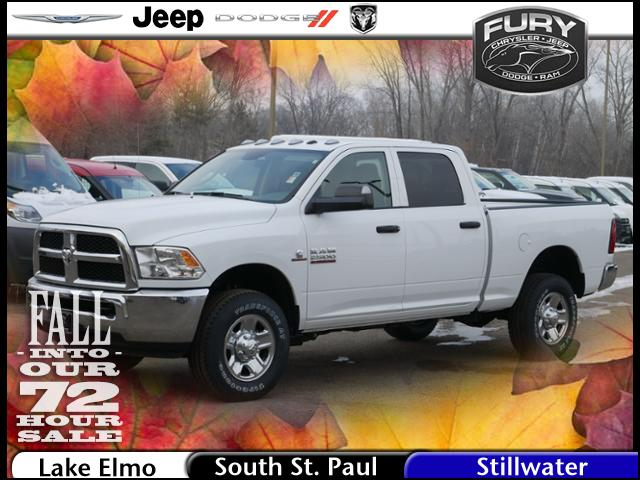 2018 Ram 2500 Crew Cab 4x4,  Pickup #218378 - photo 1