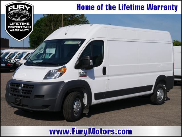 2018 ProMaster 2500 High Roof FWD,  Ranger Design General Service Upfitted Cargo Van #218380 - photo 1