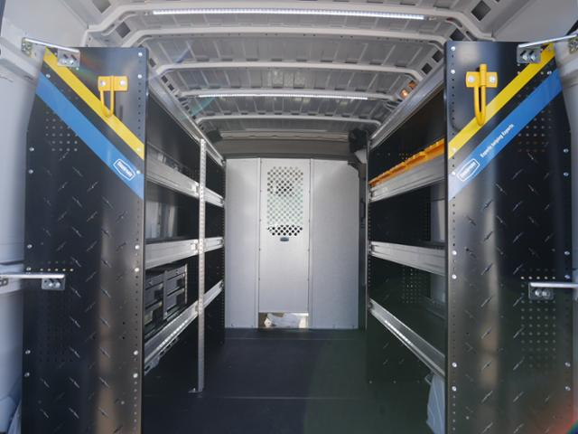 2018 ProMaster 2500 High Roof FWD,  Ranger Design General Service Upfitted Cargo Van #218380 - photo 2