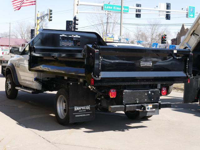 2018 Ram 4500 Regular Cab DRW 4x4,  Knapheide Dump Body #218409 - photo 1