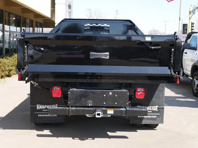 2018 Ram 4500 Regular Cab DRW 4x4,  Knapheide Dump Body #218409 - photo 3