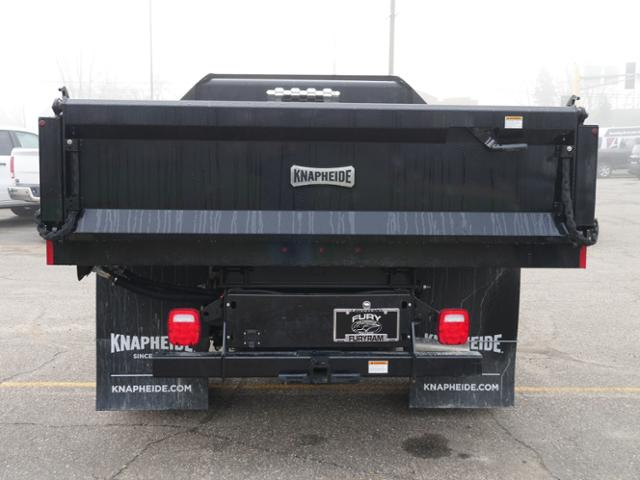 2018 Ram 5500 Regular Cab DRW 4x4,  Knapheide Rigid Side Dump Body #218412 - photo 2