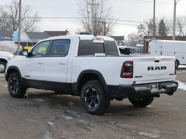 2019 Ram 1500 Crew Cab 4x4,  Pickup #219038 - photo 2