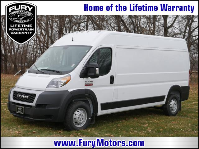 2019 ProMaster 2500 High Roof FWD,  Upfitted Cargo Van #219083 - photo 1