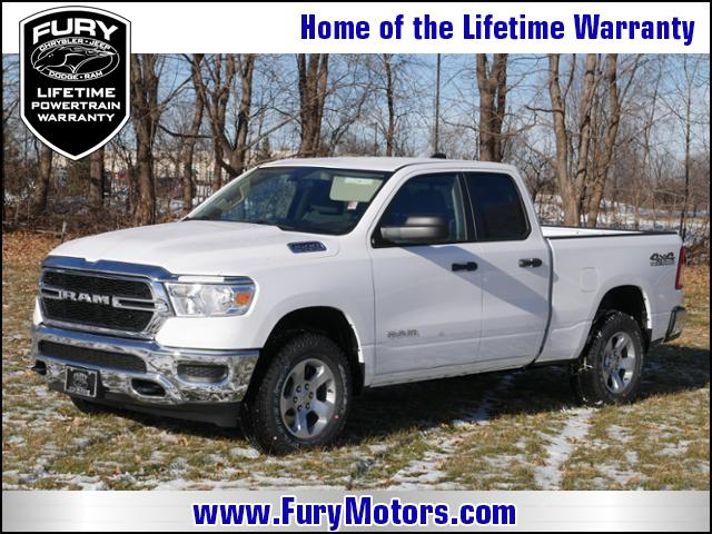2019 Ram 1500 Quad Cab 4x4,  Pickup #219094 - photo 1