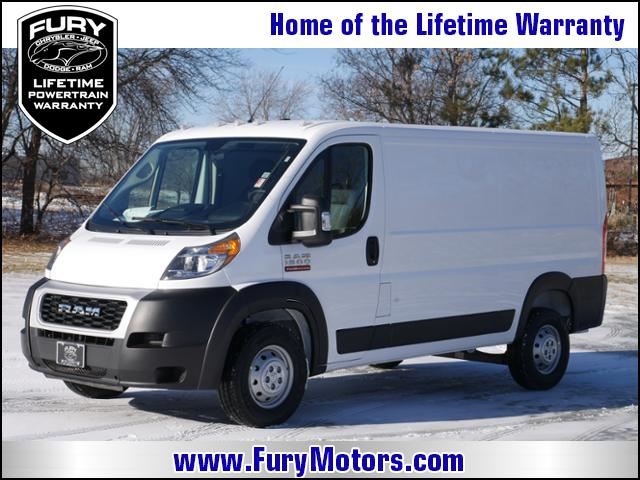 2019 ProMaster 1500 Standard Roof FWD,  Empty Cargo Van #219103 - photo 1
