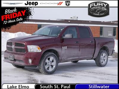 2019 Ram 1500 Crew Cab 4x4,  Pickup #219129 - photo 1