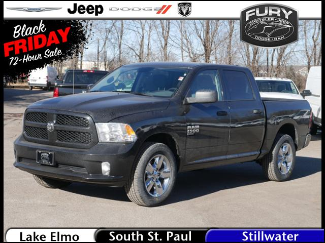 2019 Ram 1500 Crew Cab 4x4,  Pickup #219130 - photo 1