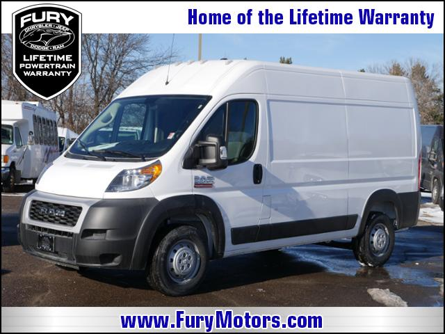 2019 ProMaster 2500 High Roof FWD,  Empty Cargo Van #219134 - photo 1