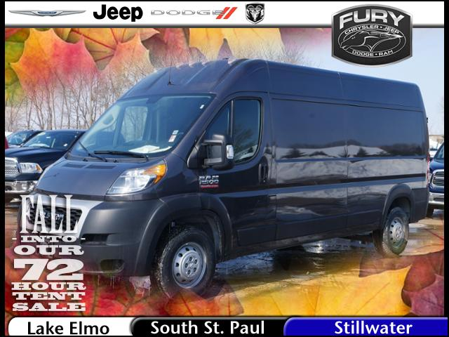 2019 ProMaster 2500 High Roof FWD,  Empty Cargo Van #219142 - photo 1