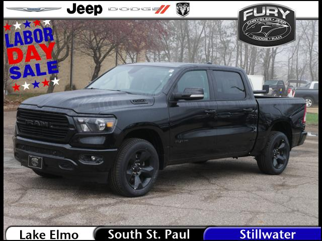 2019 Ram 1500 Crew Cab 4x4,  Pickup #219166 - photo 1
