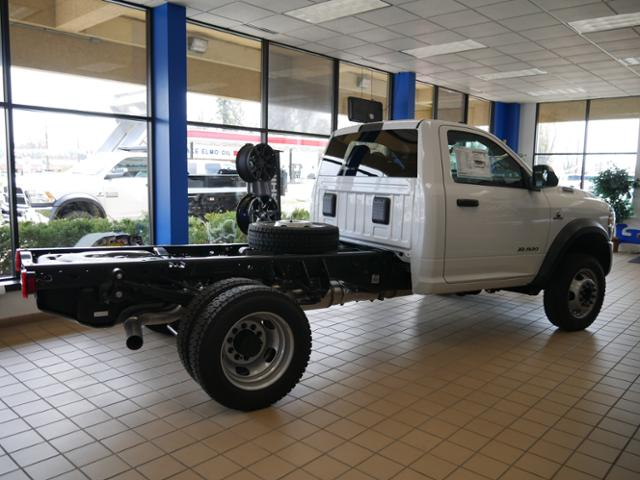 2019 Ram 5500 Regular Cab DRW 4x4,  Cab Chassis #219177 - photo 2