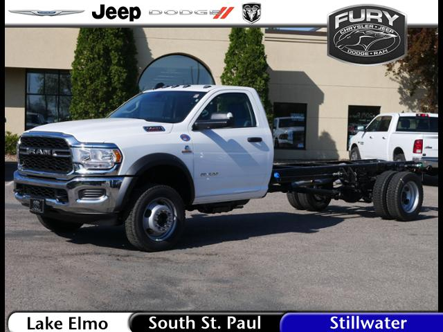 2019 Ram 5500 Regular Cab DRW 4x4,  Cab Chassis #219217 - photo 1