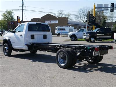 2019 Ram 5500 Regular Cab DRW 4x4, Cab Chassis #219217 - photo 2