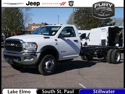 2019 Ram 5500 Regular Cab DRW 4x4,  Cab Chassis #219218 - photo 1